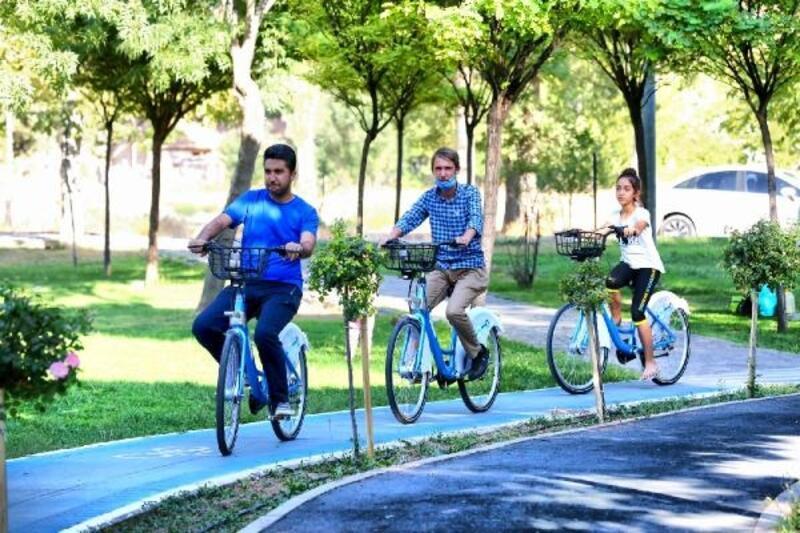Sağlıklı yaşam ve enerji tasarrufu için bisikletli ulaşım dönemi