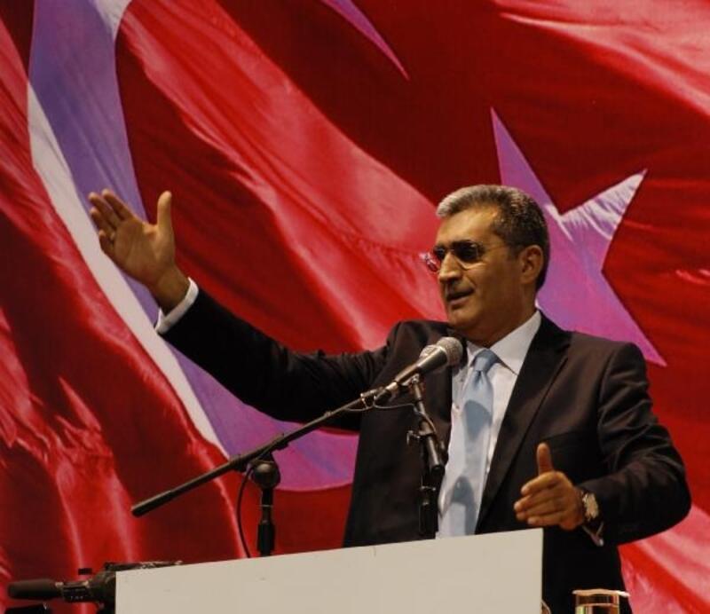 Recep Konuk, 30 Ağustos Zafer Bayramını kutladı