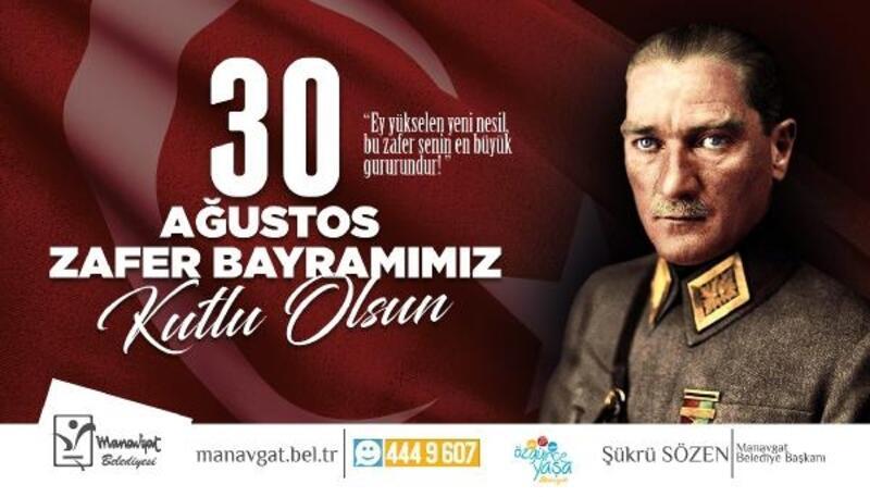 Başkan Sözen'den 30 Ağustos mesajı