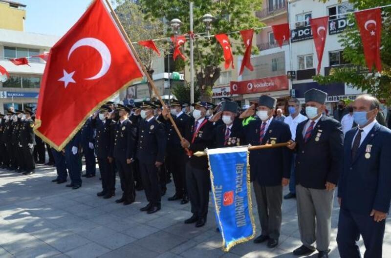 Aksaray'da Zafer Bayramı törenle kutlandı