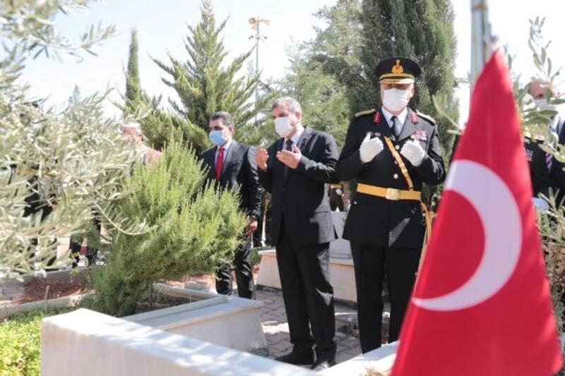 Şanlıurfa 30 Ağustos Zafer Bayramı kutlandı