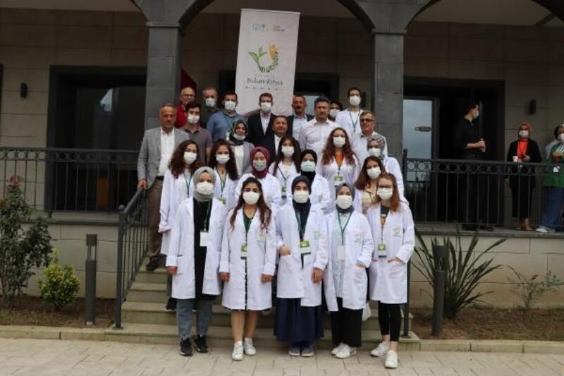 Güneysu Bilim Köyü Kampı projesi başladı