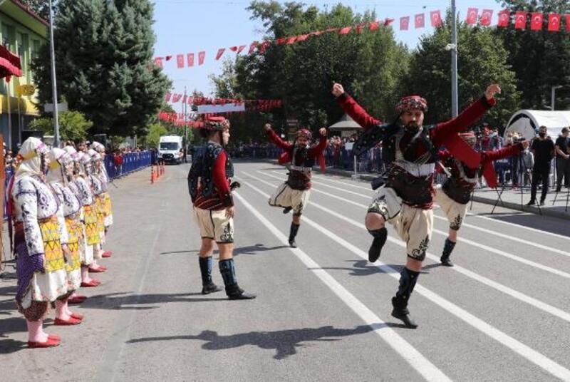 Isparta'da 30 Ağustos töreni