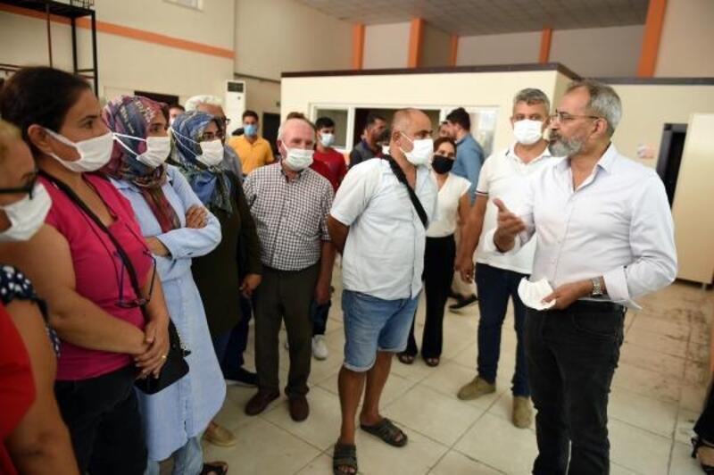 Tarsus Belediyesi'nin tekstil atölyesinde kadınlar istihdam edilecek