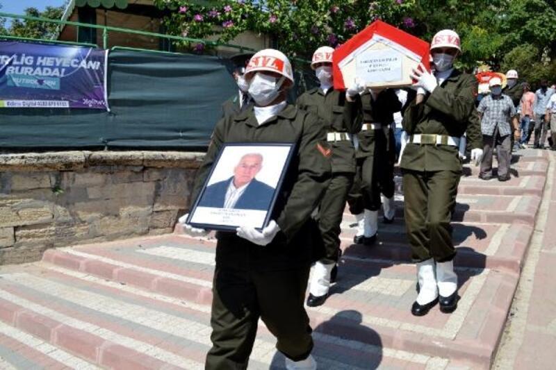 Edirne'de Kore Gazisi, eski milli atlet vefat etti
