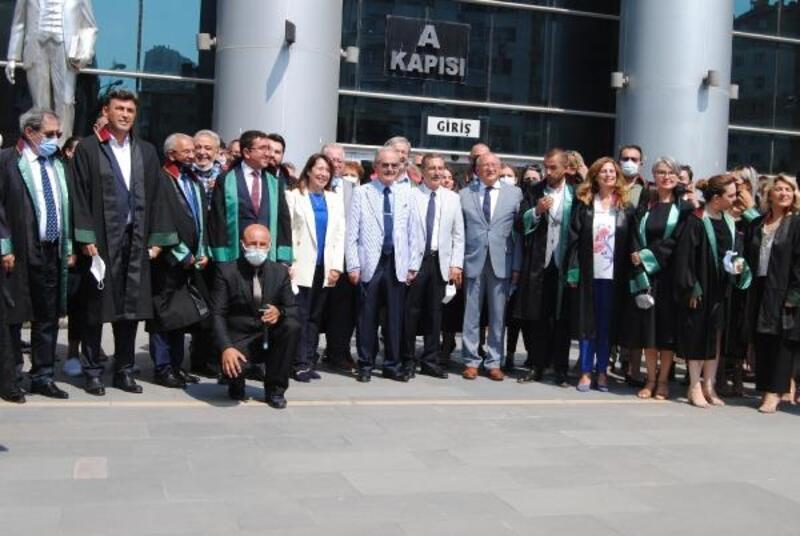 Eskişehir'de yeni adli yıl, törenle açıldı