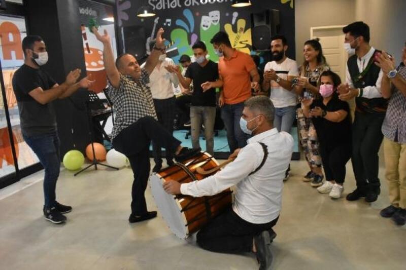 Mardin'de engelliler  için şenlik