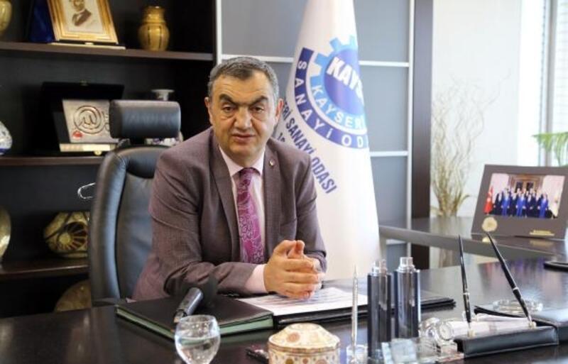 Kayseri'nin ihracatı ilk 7 ayda yüzde 44 arttı