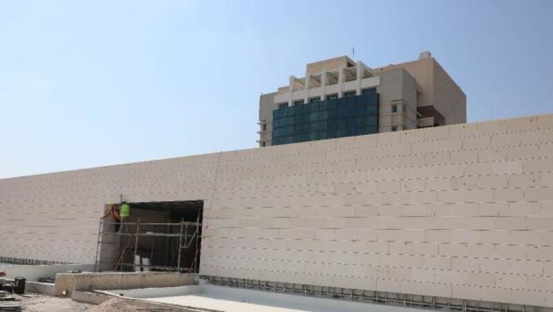 Antalya Camii ve İslam Eserleri Müzesinde çalışmalar sürüyor