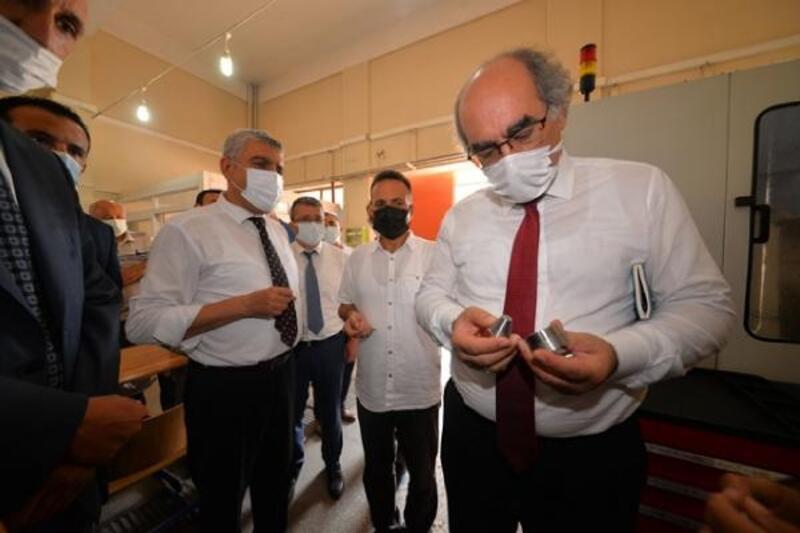 Özel Eğitim ve Rehberlik Hizmetleri Genel Müdürü Gül, Osmaniye'de