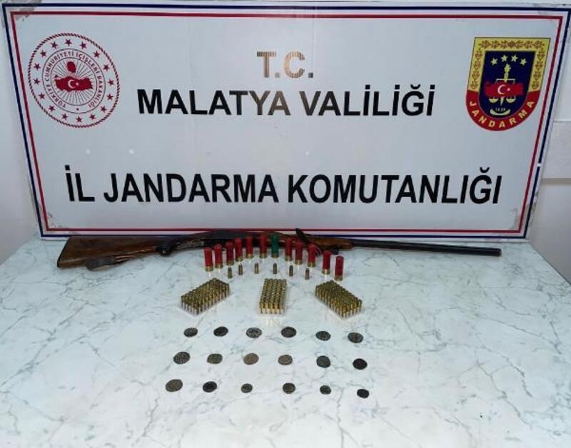 Malatya'da tarihi eser operasyonu: 1 gözaltı