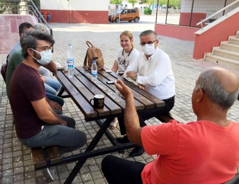 Başkan Topaloğlu ilçedeki okulları ziyaret etti