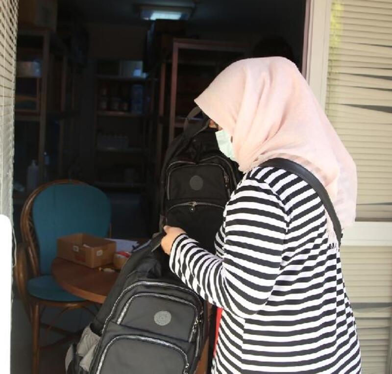 Nilüfer Belediyesi'nden öğrencilere kırtasiye desteği