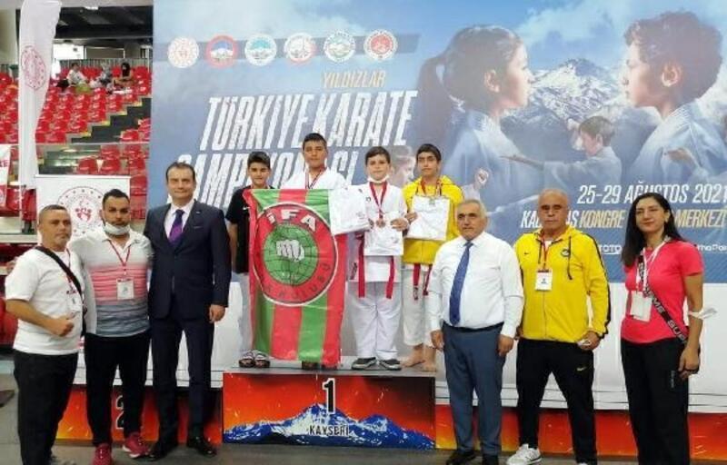 Süleymanpaşalı sporcular, yarışmalardan madalyalarla döndü