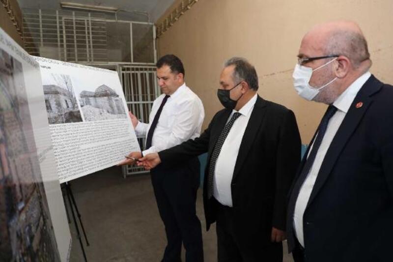 Başkan Yalçın ve KAYÜ Rektörü Karamustafa, uygulama merkezini inceledi