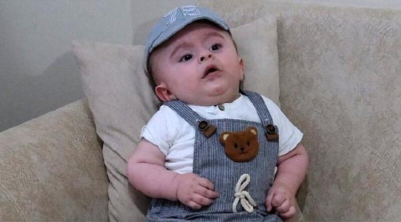 Rize'de Çınar bebek için yardım kampanyası sürüyor