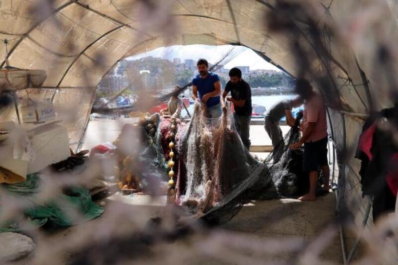 Balıkçılar av sezonuna bollukla başlayamadı