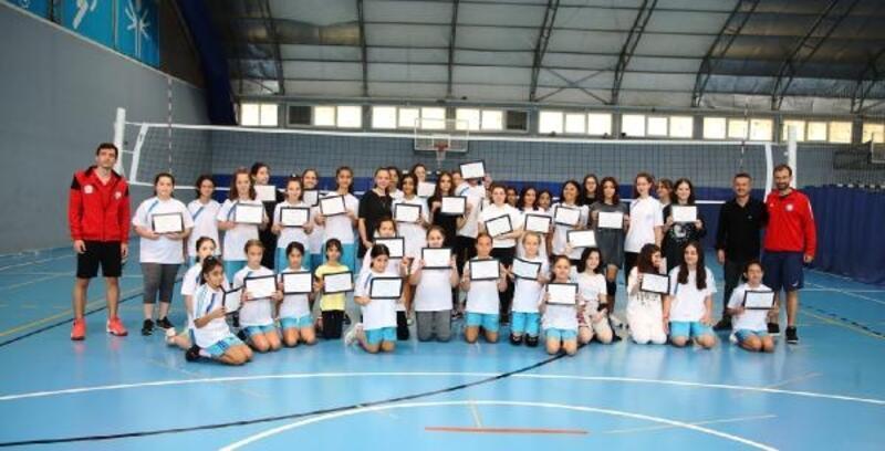 Nilüfer Yaz Spor Okulları sona erdi
