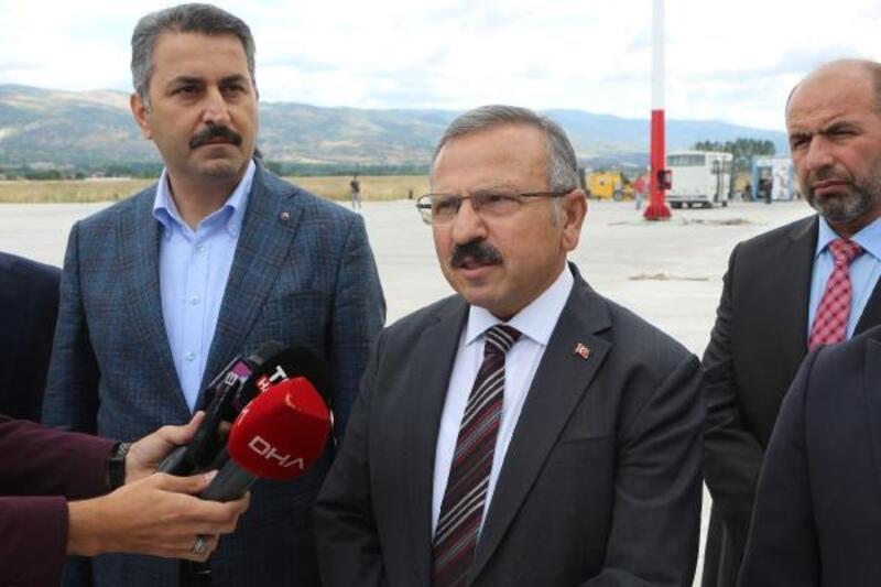 Ak Partili Beyazıt: Cumhurbaşkanımızın havalimanına özel bir desteği var