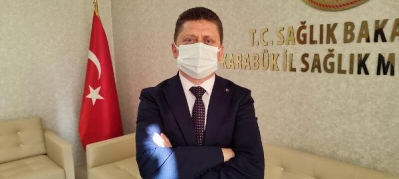 Karabük'te 150 bin kişiye birinci doz aşı yapıldı