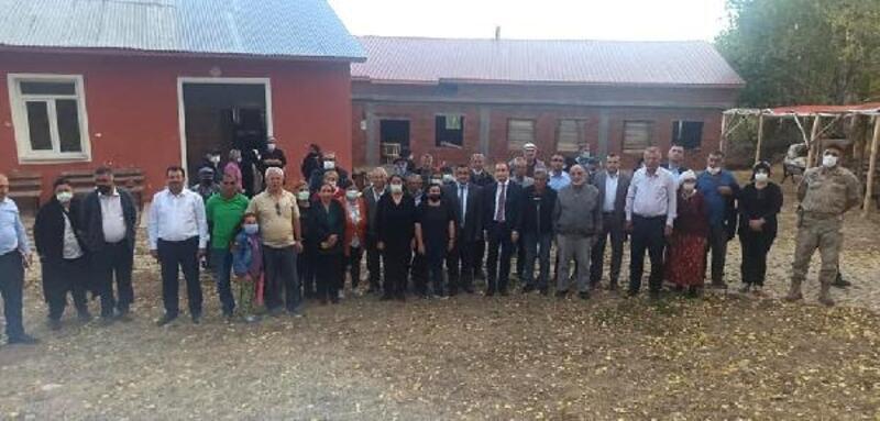 Zara'nın köylerinde su sayacı projesi yaygınlaşıyor
