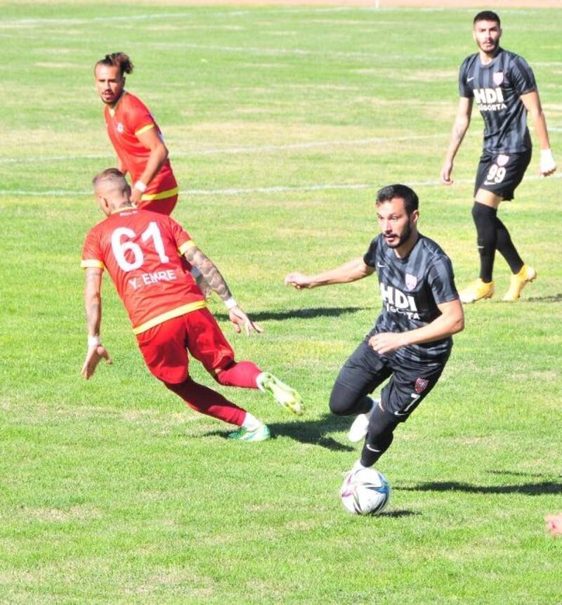Nevşehir Belediyespor-Başkent Gözgözler Akadimi FK: 1-2