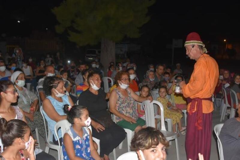 Tarsus'ta 'Tiyatro Akşamları' 13 bin seyirciyle buluştu