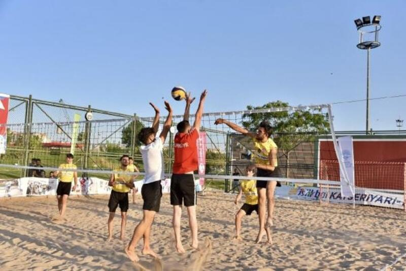 30 Ağustos Zafer Bayramına özel turnuvalar sona erdi