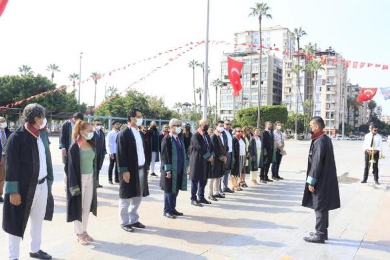 Mersin'de adli yıl başladı