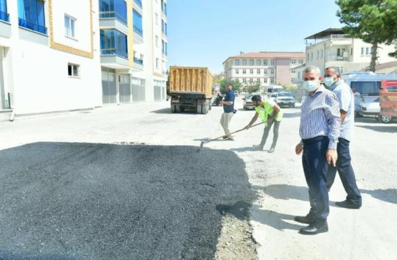 Başkan Çınar, Çavuşoğlu Mahallesi'ni inceledi