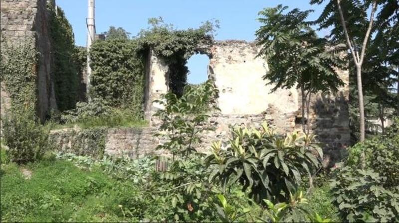 Trabzon'da arkeolojik kazıyla4 imparatorluğun izi sürülüyor