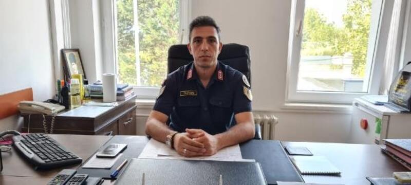 İznik İlçe Jandarma Komutanlığı'na Jandarma Astsubay Ersin Veli Duran atandı