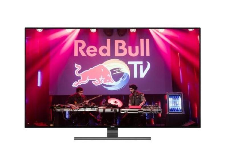 Red Bull içerikleri, Vestel TV'de
