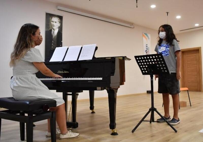 Müzik Akademisi'ne 405 öğrenci başvurdu