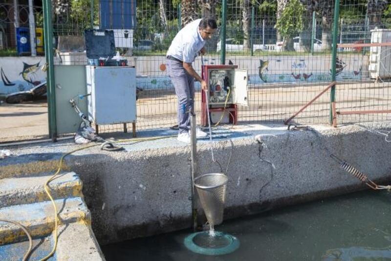Büyükşehir'den deniz temizliği için yeni uygulama