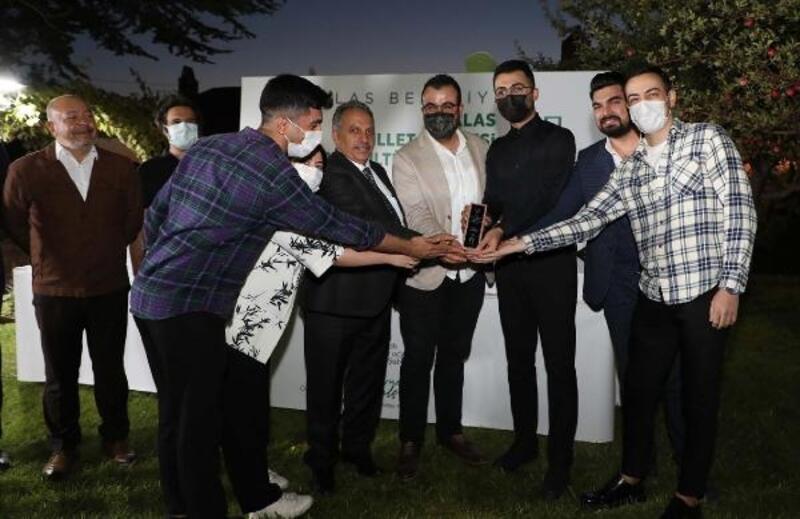Talas Millet Bahçesi Projesi'nde ödüller sahiplerini buldu