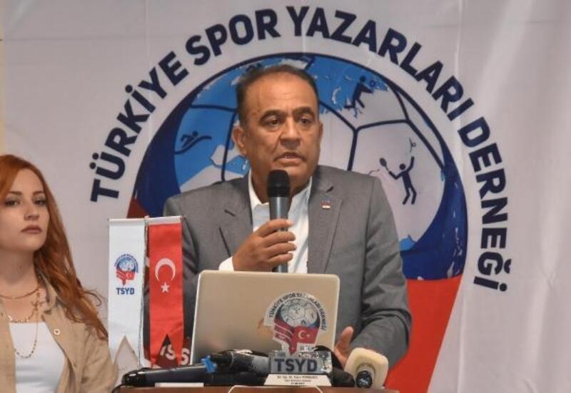 Kayseri'de TSYD üyelerine sporcu sağlığı semineri