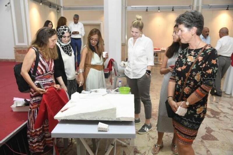 Adana Uluslararası Mozaik Sempozyumu başladı