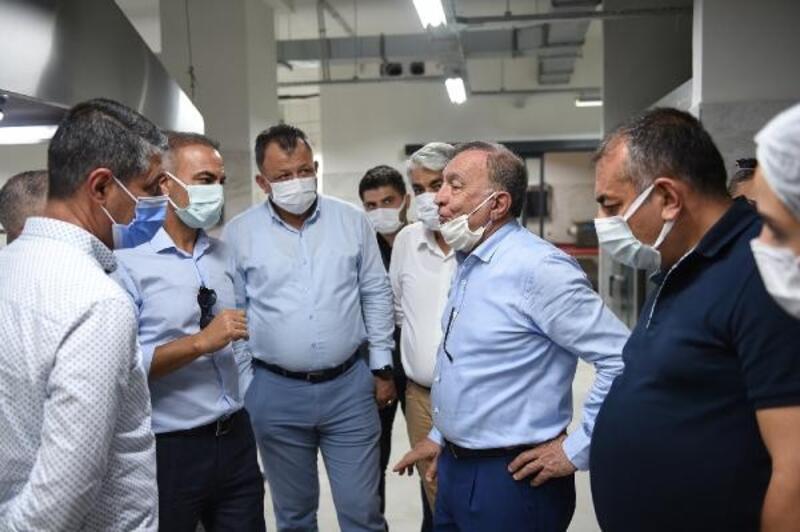 Meclis üyeleri Seyhan'ın tesislerini gezdi