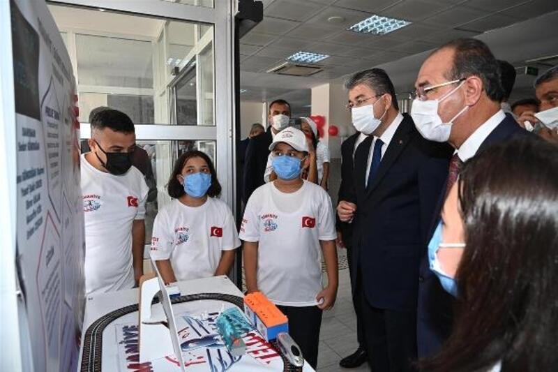 Osmaniye'den, TEKNOFEST'e katılacak13 proje tanıtıldı