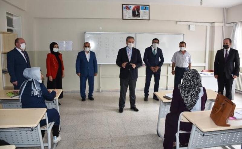 Edirne'de 'Dünya Okuma-Yazma' gününde anlamlı ziyaret