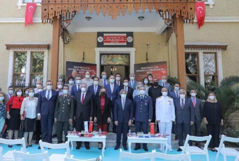Türkiye'nin ilk bayrak müzesi 1 yaşında