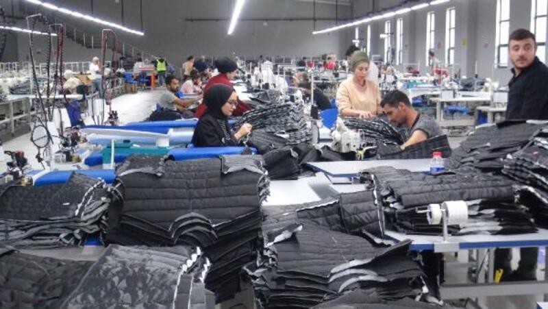 Bitlis'te üretilen tekstil ürünleri Avrupa'ya ihraç ediliyor