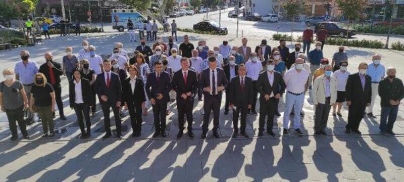 Burdur'da CHP'nin kuruluş yıl dönümü kutlandı