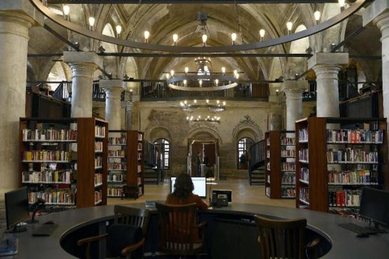 Büyükşehir'in 7 kütüphanesine 1 milyon 48 bin ziyaretçi