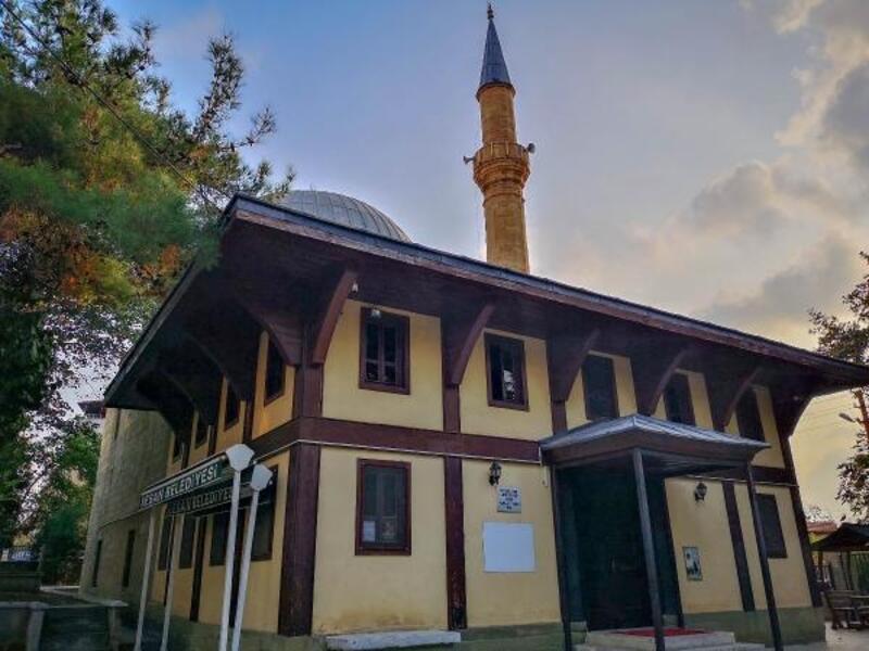 Hersekzade Ahmet Paşa Camii'nin restorasyon ihalesi yapılacak