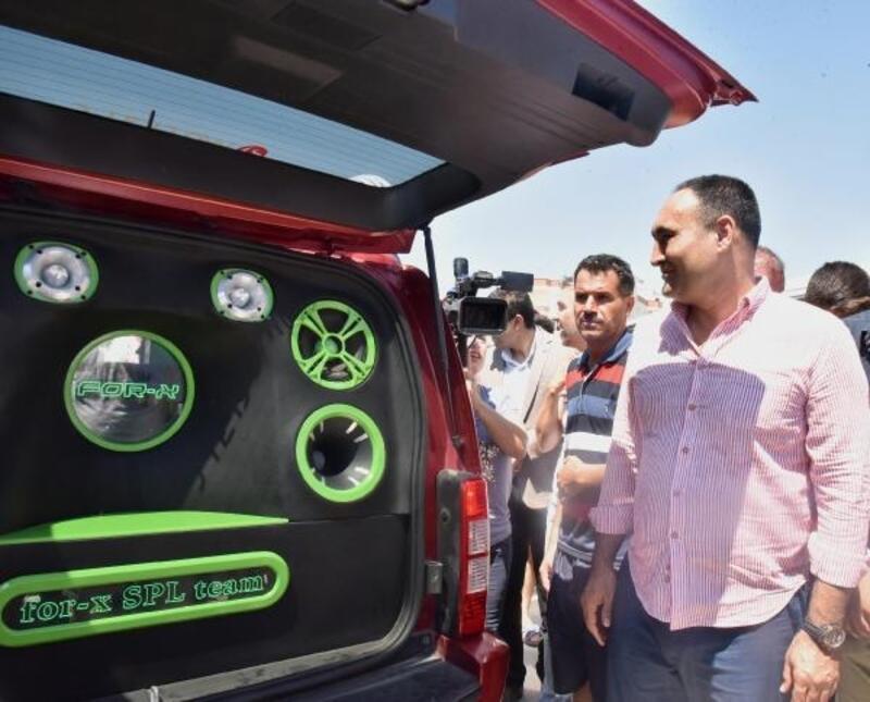 Modifiye araç tutkunları Toroslar'da buluşacak