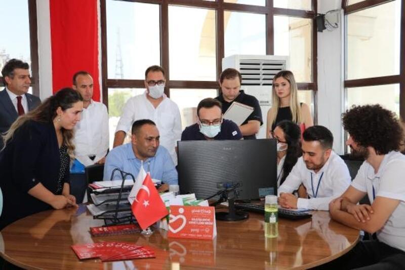 Gönül Bağı Projesi, vatandaşlara hizmet üretiyor