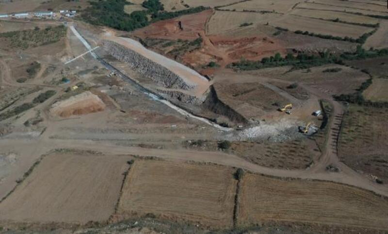 Edirne'de 3 bin 920 dekar tarım arazisi sulamaya açılacak
