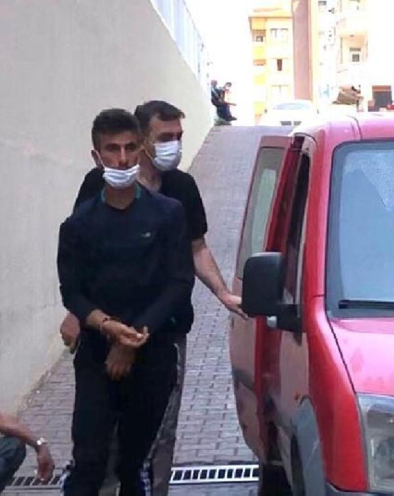 Kayseri'de bisiklet hırsızlığı yapan şüpheli tutuklandı